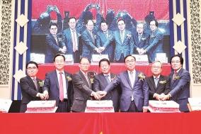 통영축협, '창립35년주년 연감출판기념 및 전이용대회' 개최