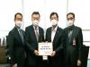 농협, '4차 재난지원금 농업인 지원 건의문' 전달
